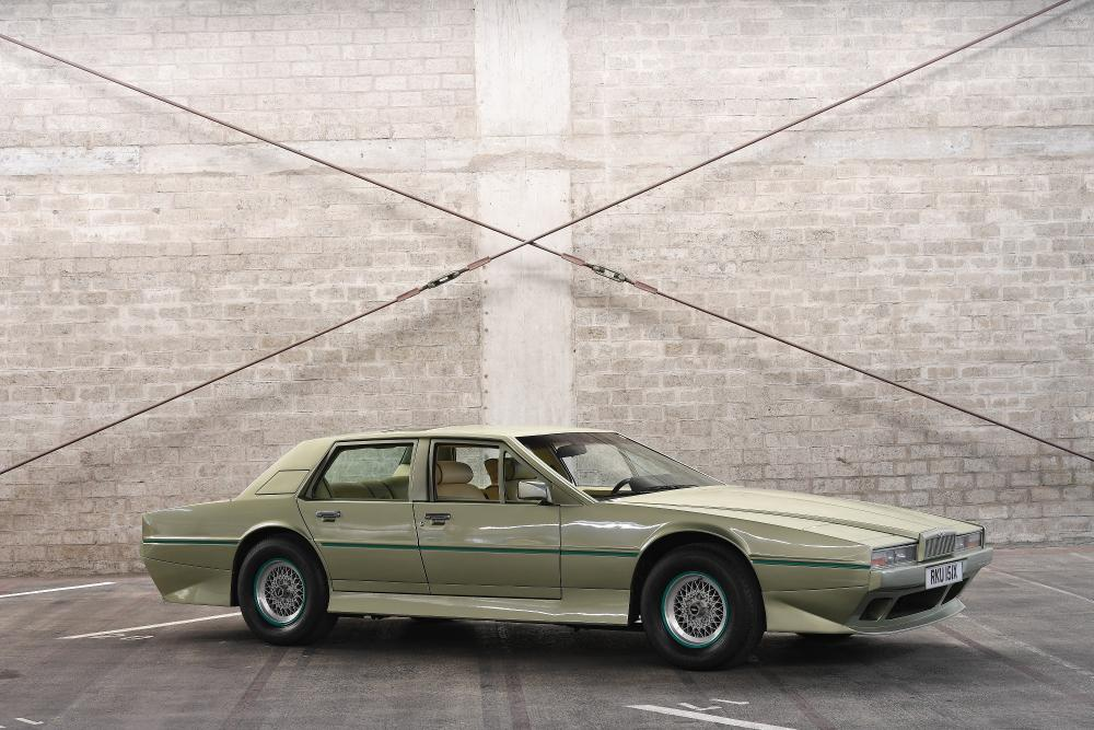 1983 Aston Martin Tickford Lagonda