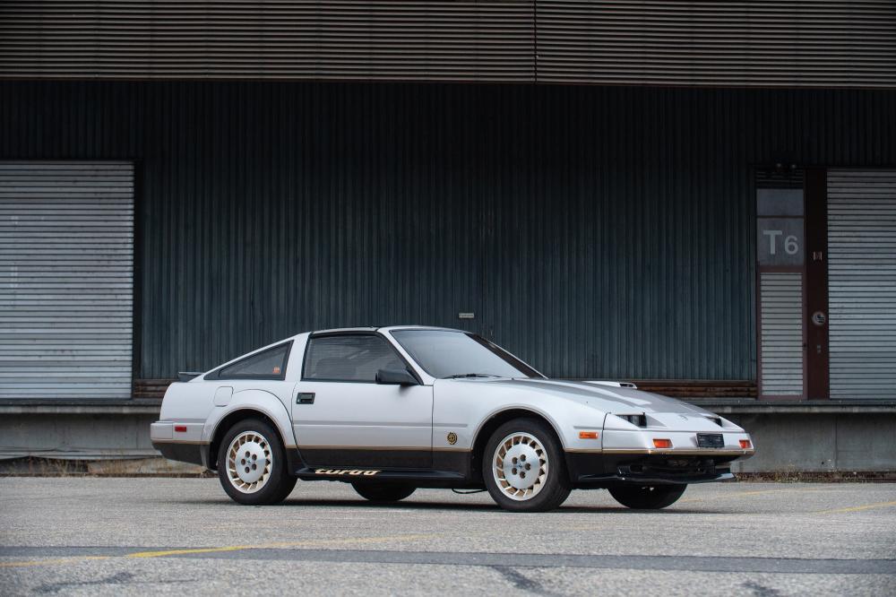 1984 Nissan300 ZX Turbo 50th Anniversary