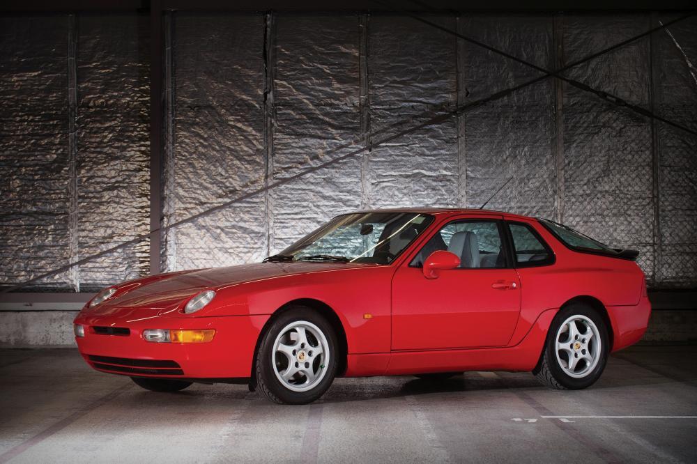 1992 Porsche968