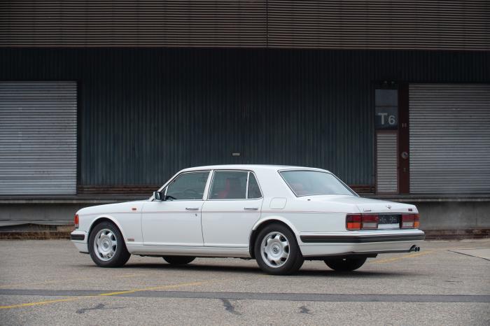 1996 BentleyTurbo R