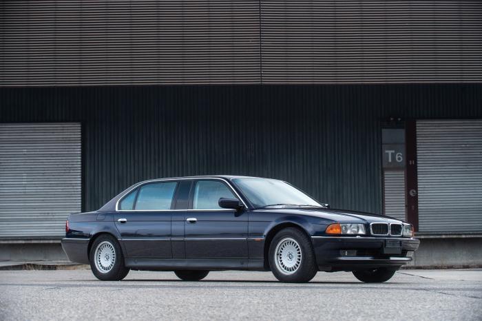 1999 BMW750iL