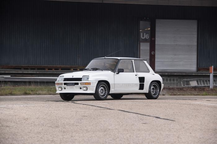 1984 Renault 5 Turbo