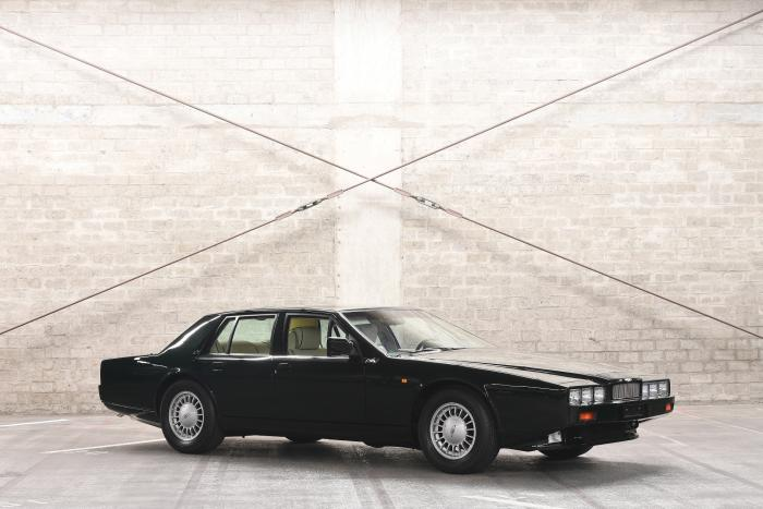 1989 Aston Martin LagondaSeries 4.0