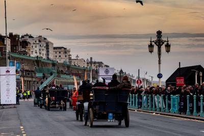 Quando le automobili uscirono dal ghetto: la London to Brighton Veteran Car Run