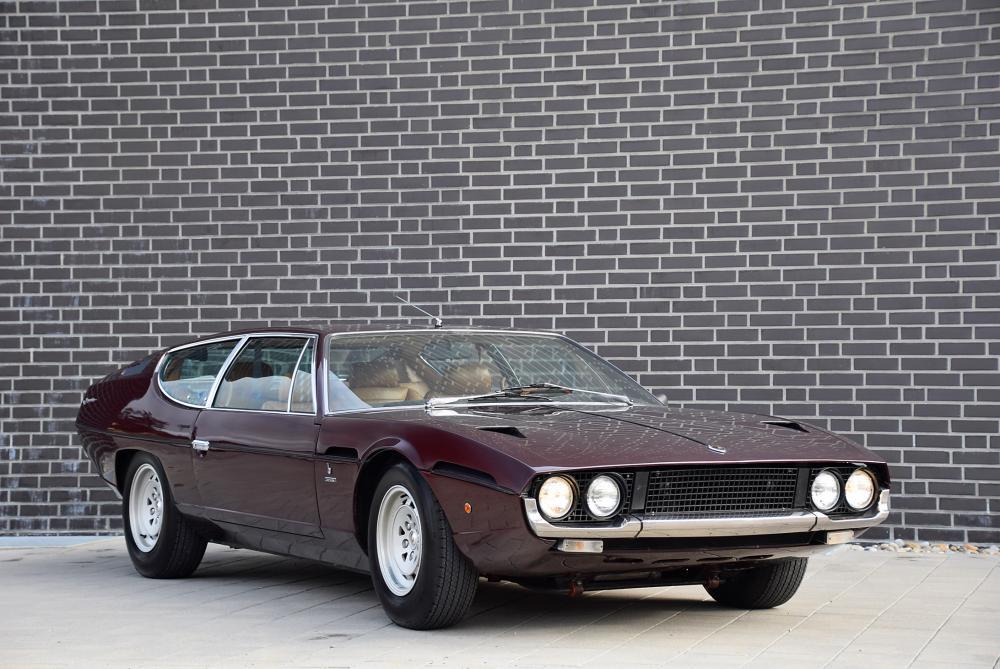 Lamborghini 400 GT Espada Series 3 1973