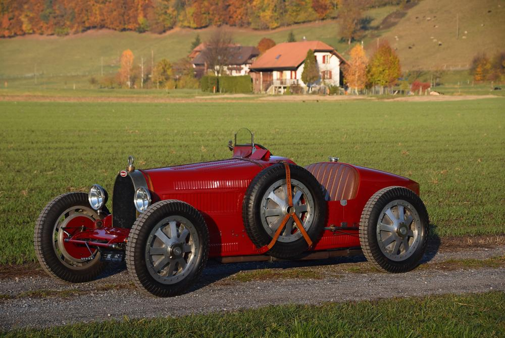Bugatti Type 35B by Pur Sang 1932