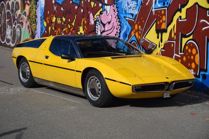 Maserati Bora 4,9 1973