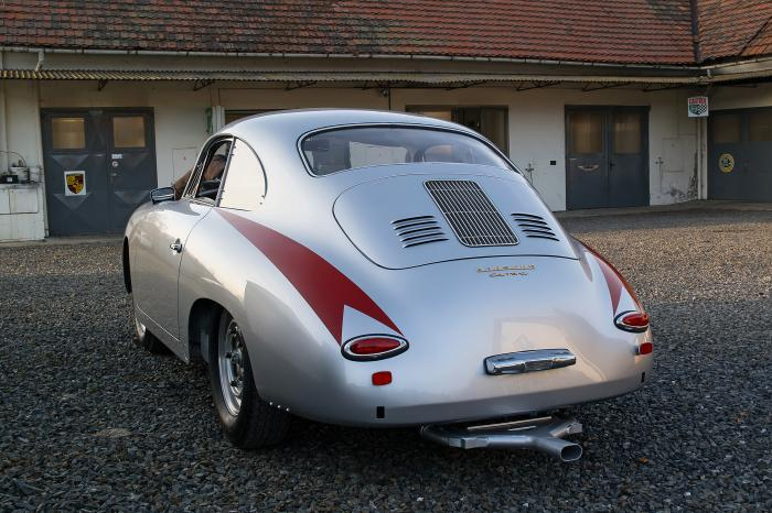 Porsche 356 A 1500 GS Carrera GT 1958