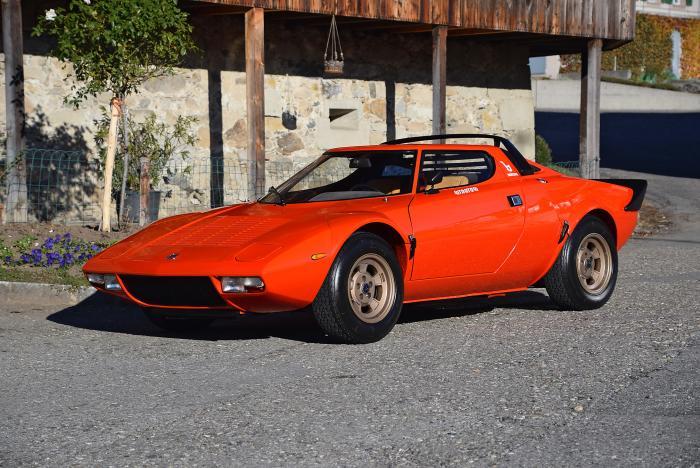 Lancia Stratos Stradale 1975