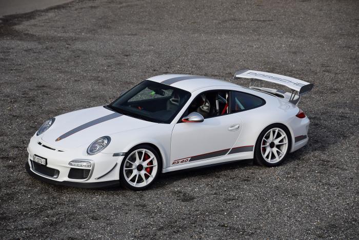 Porsche 911 GT3 RS 4,0 2012