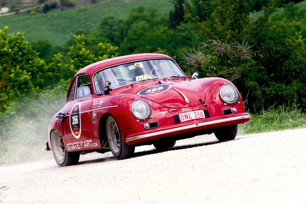 Porsche 356 GS Carrera