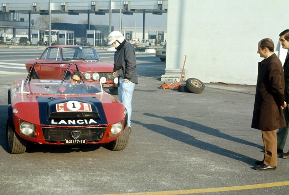 lancia F&M Special 1970