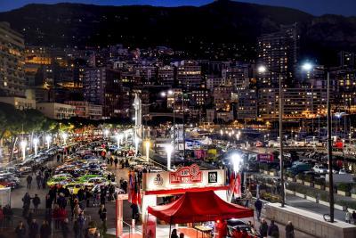 Una Ritmo sul podio al Monte-Carlo Storico