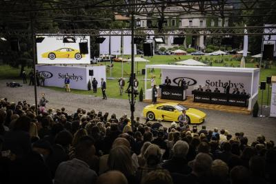 Villa d'Este-RM Sotheby's: l'eleganza premia anche le vendite