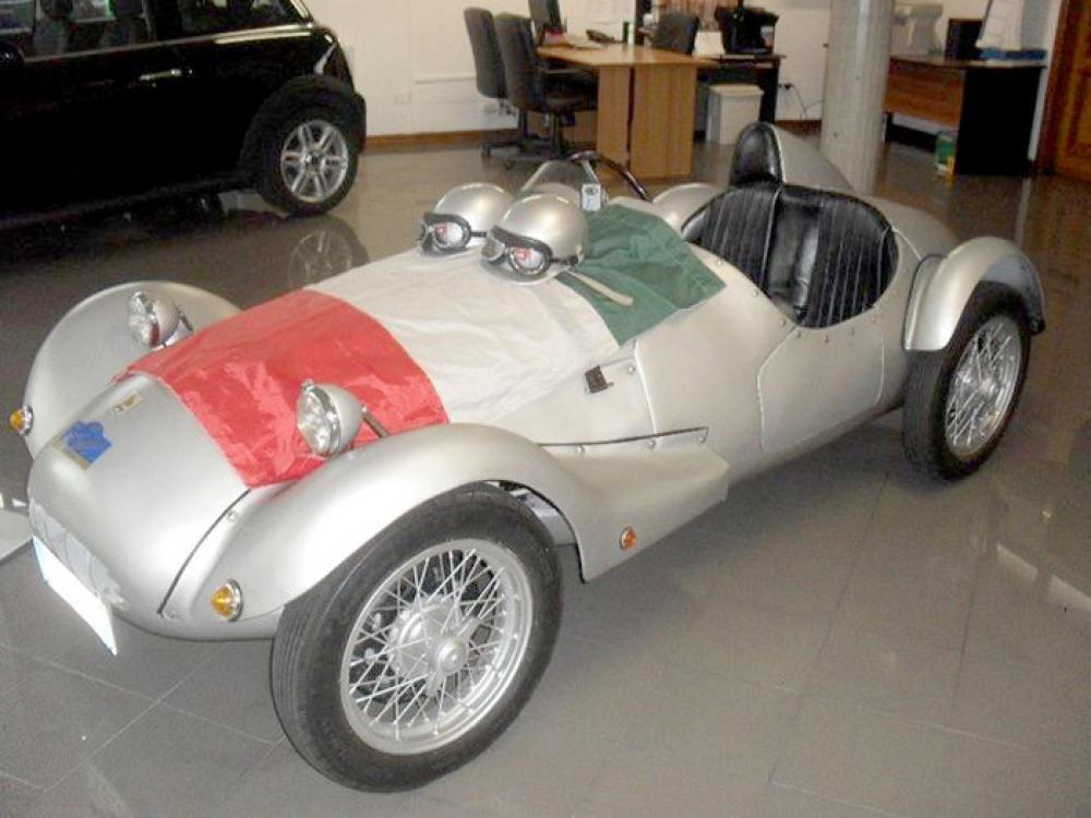 Asta lampo online per una Bandini 750 Sport Siluro del 1953 687a6065c4f